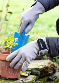 Перчатки водонепроницаемые для посадки растений Garden AJS-Blackfox фото