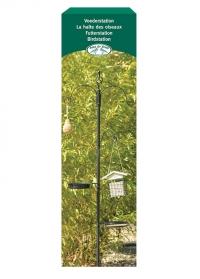Столовая для птиц с кронштейнами для подвесных кормушек FB405 Esschert Design фото