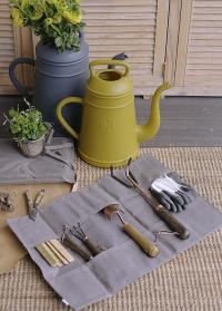 Сумка-скрутка для садовых инструментов Waxed GT210 Esschert Design фото