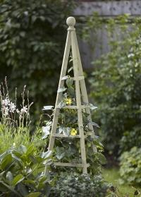 Деревянный обелиск для вьющихся растений Sage Smart Garden (Великобритания) фото