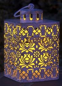 Декоративный светодиодный фонарь для дома и сада Sumatra Smart Garden фото