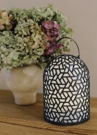 Декоративный светодиодный фонарь на батарее Duomo от британского бренда Smart Garden фото