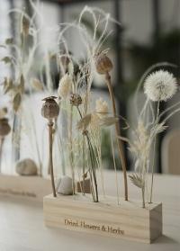 Деревянная подставка для сухоцветов 15 см FH017 от Esschert Design фото