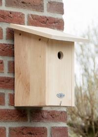 Деревянный скворечник для птиц в подарочной коробке NK94 Esschert Design фото