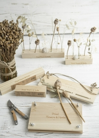 Коллекция аксессуаров для работы с сухоцветами Esschert Design фото