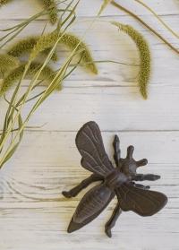 Дверной молоток для входной двери Пчела BEE009 Esschert Design фото