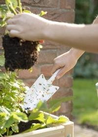 Совок садовый с принтом Пчелы - подарок садоводу BEE030 Esschert Design фото