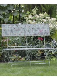 Скамья садовая