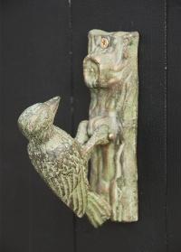 Дверной молоток «Дятел» Esschert Design