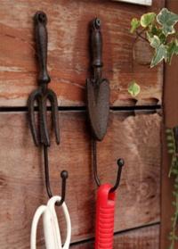 Крючки «Садовые инструменты» Esschert Design
