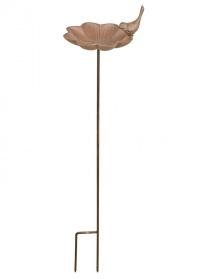 Поилка для птиц «Цветок» Esschert Design, L