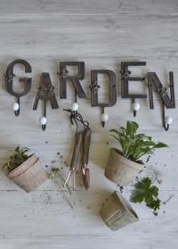 Декоративные крючки Garden Esschert Design фото.jpg