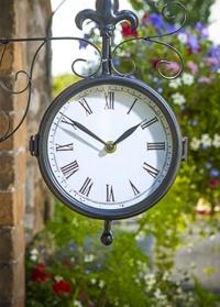 Уличные часы-термометр Westbury Briers