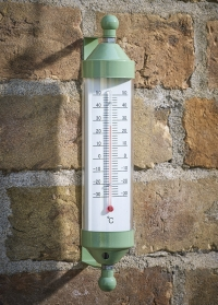 Оконный термометр уличный Old Green Briers фото.jpg
