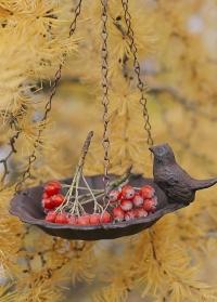 Кормушка для птиц подвесная Esschert Design FB378 фото