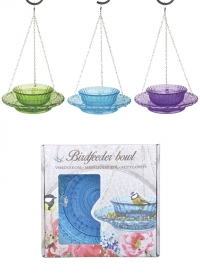 Кормушка для птиц стеклянная Esschert Design