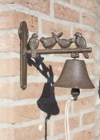 Колокольчик дверной «Птички» Esschert Design