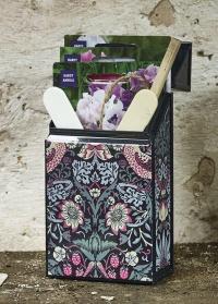 Декоративный контейнер для семян Strawberry Thief  by William Morris Briers