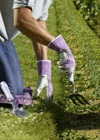 Перчатки садовые кожаные «Барокко» Baroque Briers