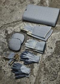 Перчатки латексные «Марокканские узоры» Briers для садовых работ