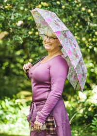 Зонт складной GardenGirl Chelsea Collection
