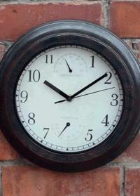 Уличные часы Bronze Effect Briers