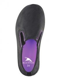 Дачные туфли женские из эва DERBY Black AJS-Blackfox фото