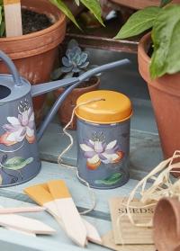 Джутовый шпагат для букетов в декоративном контейнере Passiflora от Burgon & Ball фото