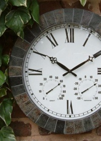 Уличные настенные часы Marlborough Briers