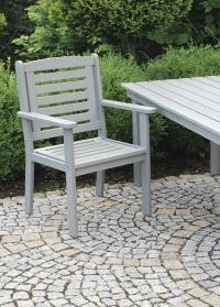 Кресло уличное деревянное Farm Folklore Esschert Design