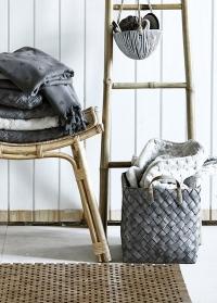 Корзины декоративные в скандинавском стиле Lene Bjerre фото