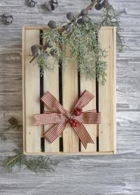 Деревянный подарочный короб Consta Garden фото