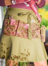 Садовая юбка-фартук с запахом GardenGirl Chelsea RS30 картинка