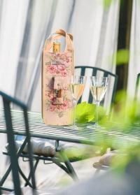 Сумка-кулер для винной бутылки GardenGirl Classic Collection