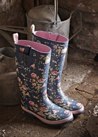 Сапоги резиновые Flower Girl Collection Briers