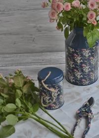 Шпагат джутовый для букетов в декоративном контейнере Flower Girl by Julie Dodsworth Briers фото.jpg