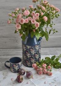 Бидон декоративный Flower Girl Collection Briers