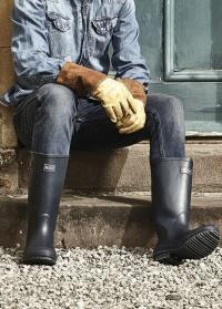 Перчатки мужские-краги - суперзащита Briers