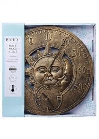 Уличные часы Sun & Moon Briers