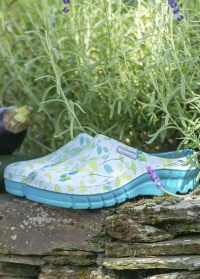 Галоши из эва женские Lily Blue Lagoon французского бренда AJS-Blackfox фото