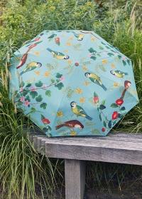 зонт складной Flora & Fauna Burgon and Ball фото 2.jpg