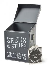 Контейнер для хранения семян Burgon & Ball