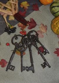 Амбарные декоративные ключи DB63 Esschert Design фото