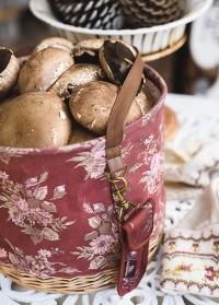 Корзина для грибов GardenGirl Classic Cherry Collection фото