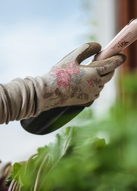 Перчатки садовые женские утепленные Classic Collection GardenGirl TWG02 фото