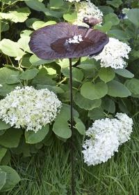 Садовая кормушка-поилка для птиц FB114 Esschert Design фото