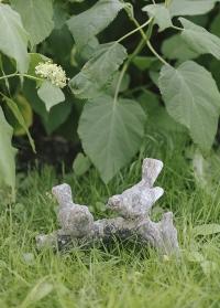 Садовая керамическая фигурка Птички Aged Ceramic AC168 Esschert Design фото