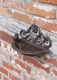 Кормушка для  птиц настенная «Птичка» в подарочной коробке Esschert Design