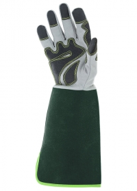 Длинные перчатки для садовых работ Buisson AJS-Blackfox фото