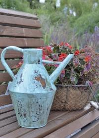 Лейка для сада огорода винтажная TG238 Esschert Design фото.jpg